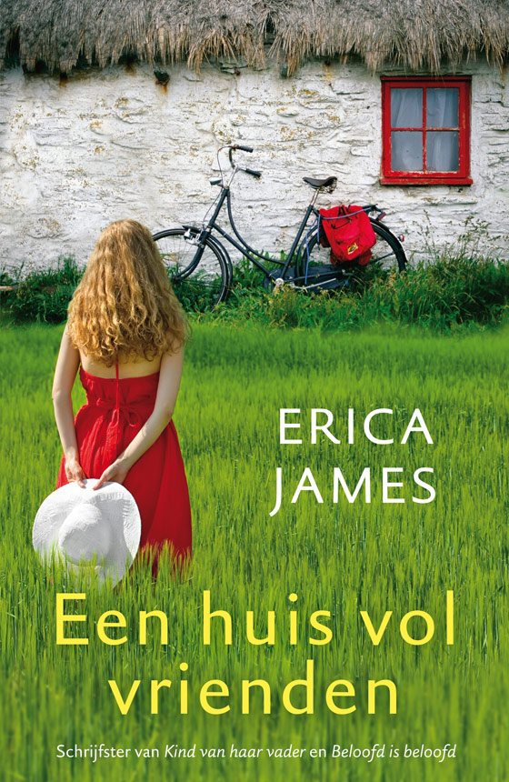 Erica James - Hidden Cottage - Dutch